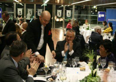 Mago Jaque Cenas de Empresa 3