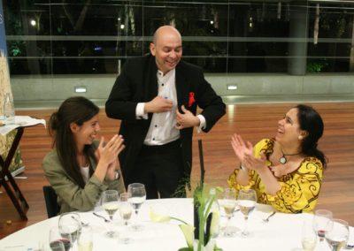 Mago Jaque Cenas de Empresa 4