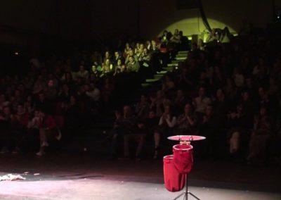 Mago Jaque en Teatro Galileo lleno