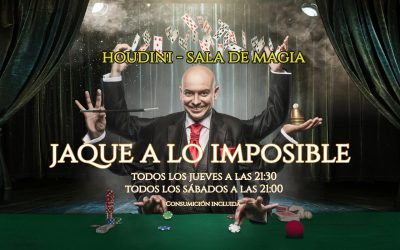 JAQUE A LO IMPOSIBLE